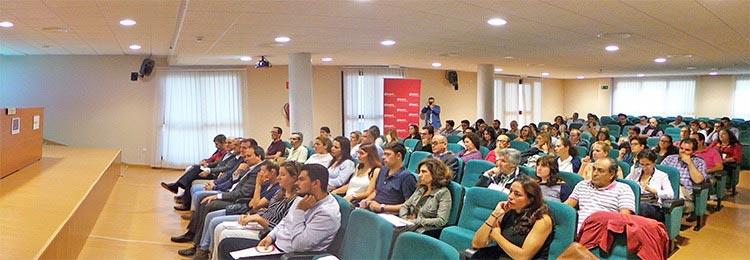 Cámara de Comercio Jerez de la Frontera conferencia Juan Galera auditorio