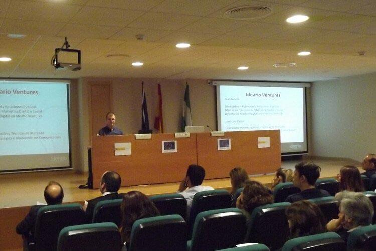 Cámara de Comercio Jerez de la Frontera conferencia Juan Galera imagen destacada