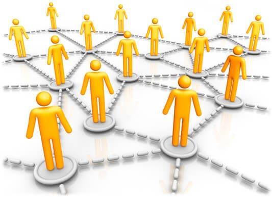 Comunidad virtual objetivo común