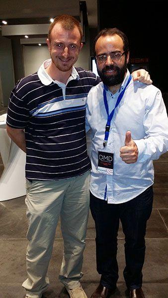 Digital Marketing Day Málaga 2016 Miguel Florido y Juan Galera