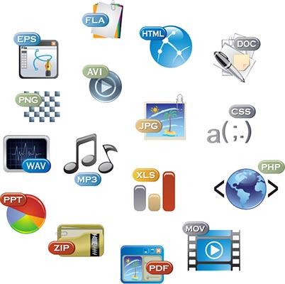 Publicidad digital variedad de formatos