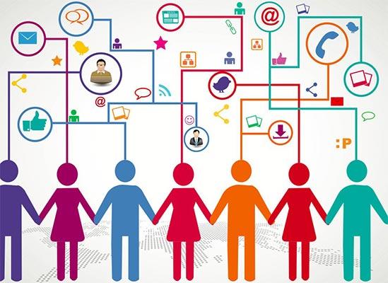 Redes sociales alcance