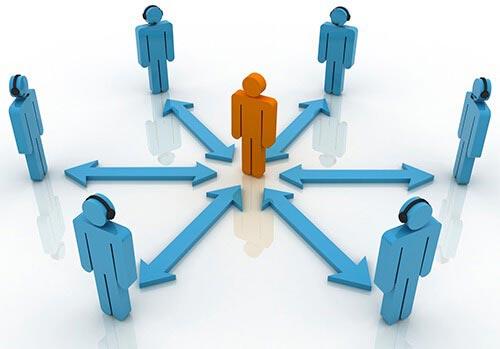 Redes sociales teoría seis grados de separación