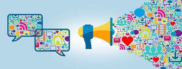 Redes sociales usos