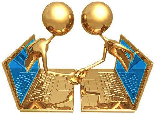 Sitio web comunicación