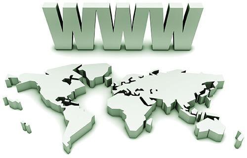 Sitio web siglas web