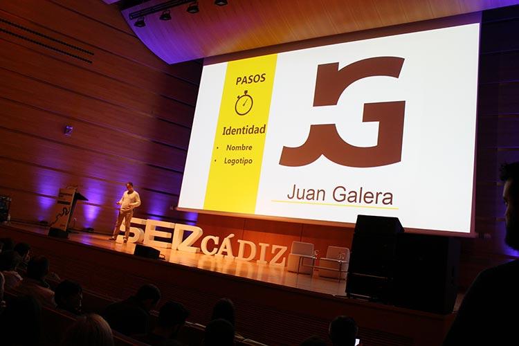 Cadena SER Branding Day Cádiz ponencia Juan Galera marca personal