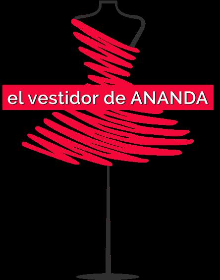 El vestidor de Ananda logotipo grande