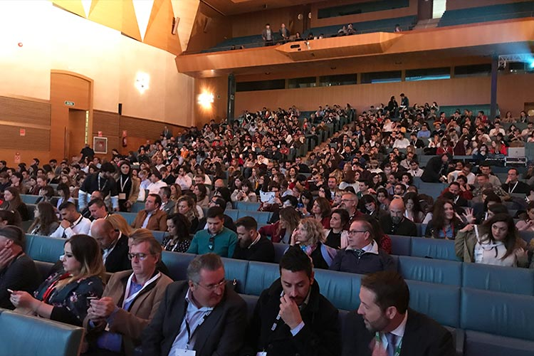 Auditorio Branding Day Cádiz 2018