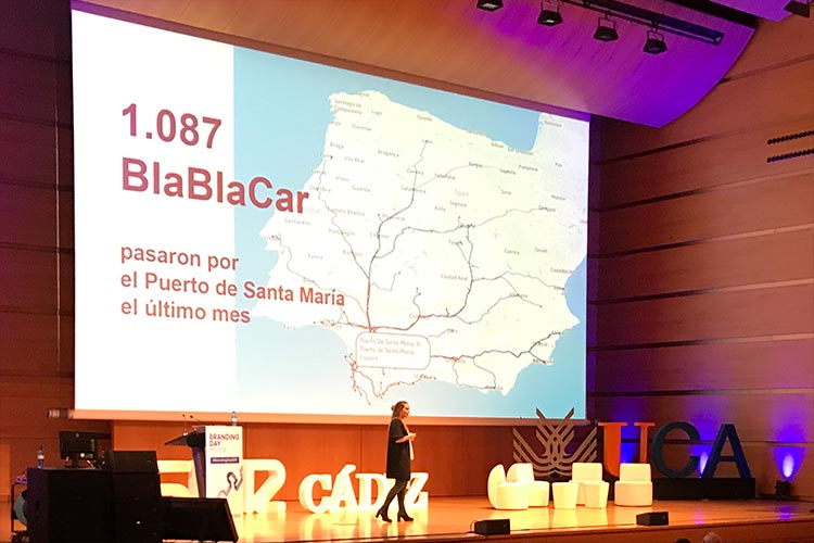 BlaBlaCar Branding Day Cádiz 2018
