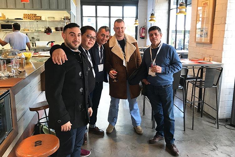 Grupo profesores Branding Day Cádiz 2018