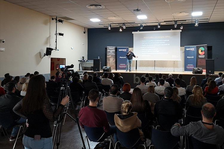 Ponencia Fernando Puente Openzink Day Chiclana 2018