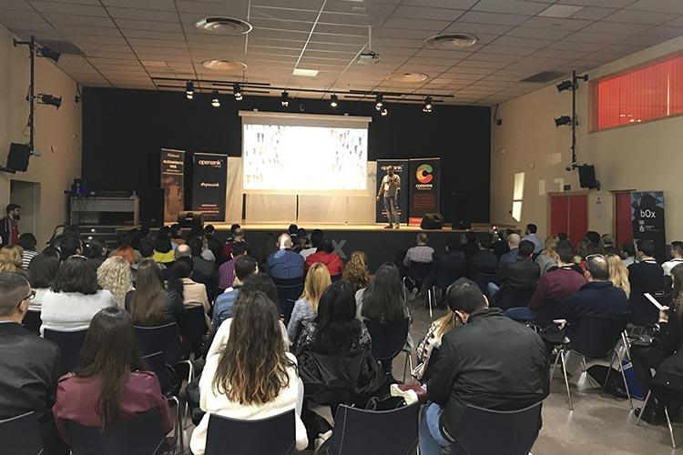 Ponencia Nando Pappalardo Openzink Day Chiclana 2018
