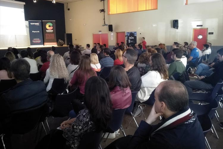 Público lejos Openzink Day Chiclana 2018
