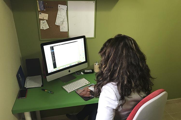 Diseño web y ecommerce curso Daria Gradella configuración tienda