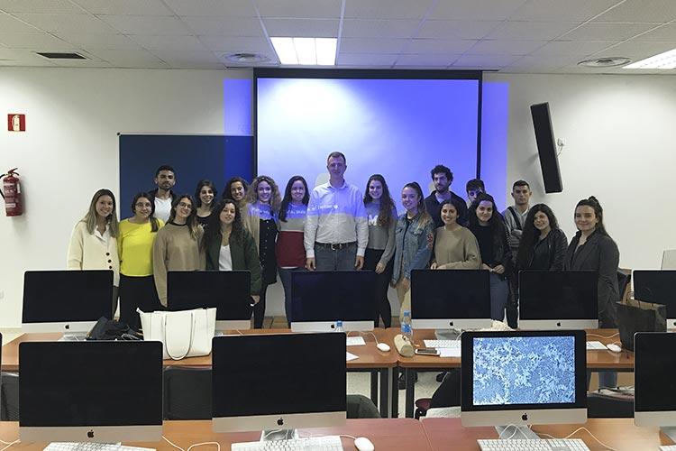 Curso de marketing digital y social media FUECA final clase grupo