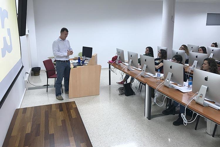 Curso de marketing digital y social media FUECA parte marca personal