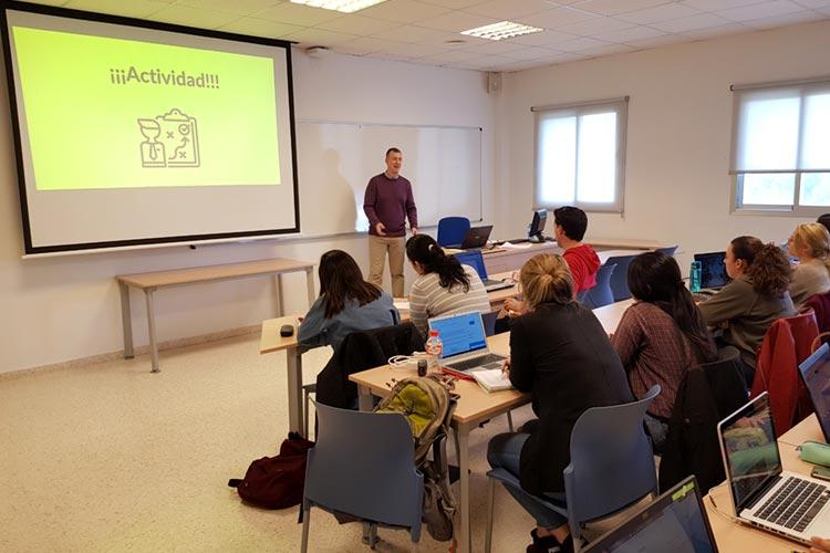 Seminario planificación estratégica Máster marketing digital UCA actividades