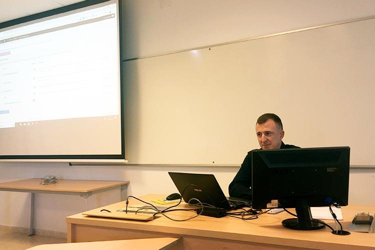 Curso de tiendas online en Jerez con WooCommerce y PrestaShop acceso panel administración ecommerce