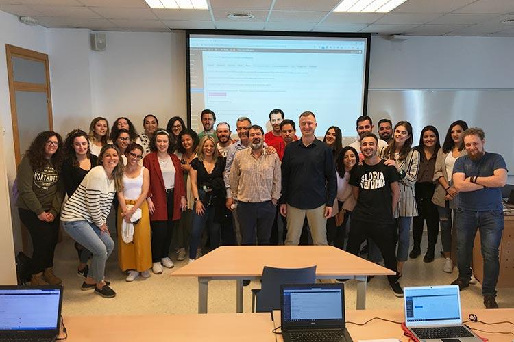 Curso de tiendas online en Jerez con WooCommerce y PrestaShop final formación