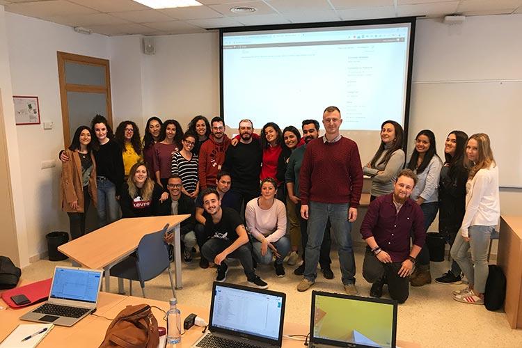Curso diseño páginas web Jerez Máster Marketing Digital UCA imagen destacada