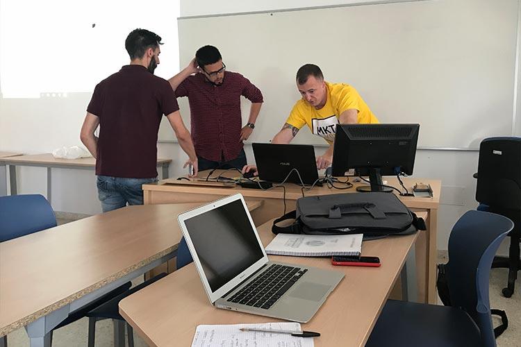 Curso SEO Jerez Máster Marketing Digital UCA coordinación contenido