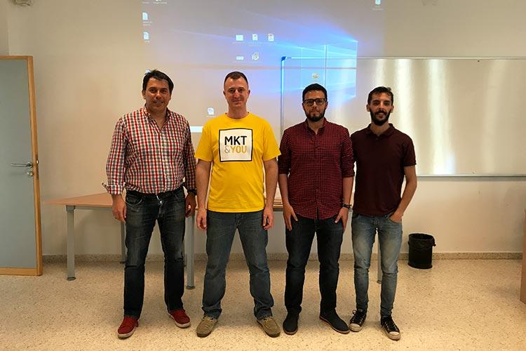 Curso SEO Jerez Máster Marketing Digital UCA equipo docente