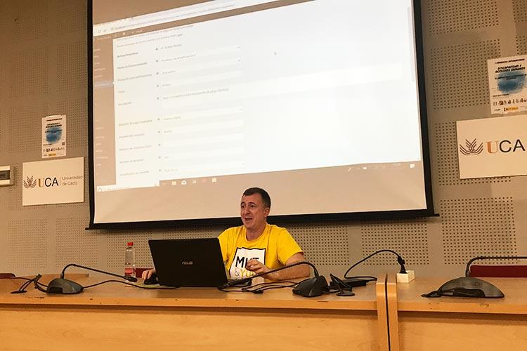 Meetup Oficial de WordPress en Cádiz avisos correo electrónico