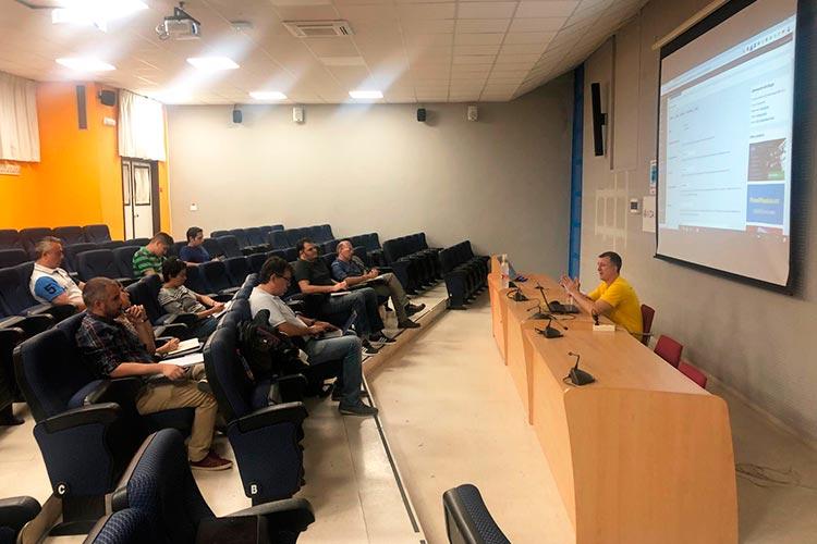 Meetup Oficial de WordPress en Cádiz servidor local XAMPP
