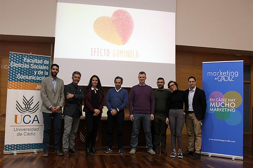Asociación Marketing en Cádiz presentación UCA