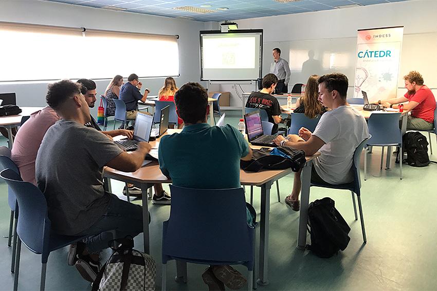 Curso emprendimiento digital parte práctica