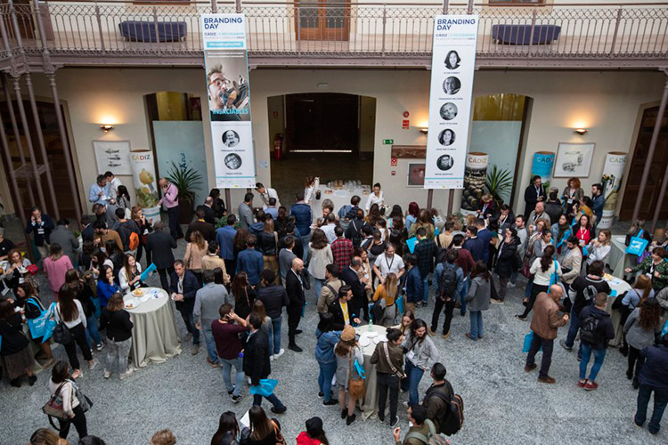 Branding Day Cádiz 2019 coffee break