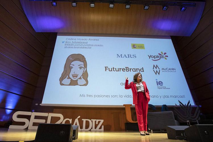 Branding Day Cádiz 2019 ponencia Cristina Vicedo