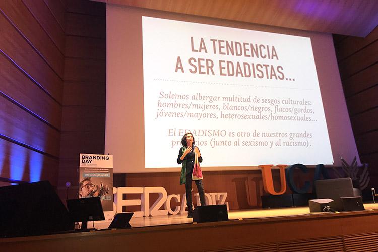 Branding Day Cádiz 2019 ponencia Elsa Punset