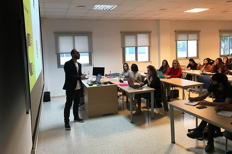 Taller de estrategia para proyectos digitales UCA carta de presentación