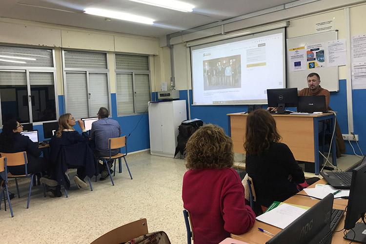 Curso diseño web y ecommerce Instituto Andrés Benítez visualización entrada blog