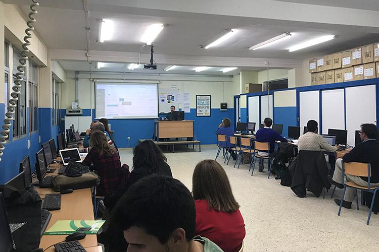 Curso diseño web y ecommerce Instituto Andrés Benítez back office WordPress