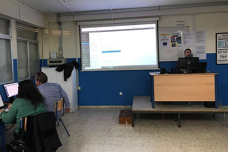 Curso diseño web y ecommerce Instituto Andrés Benítez definición posiciones módulos