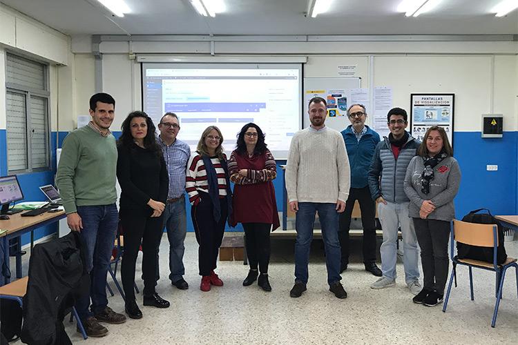 Curso diseño web y ecommerce Instituto Andrés Benítez final parte Divi
