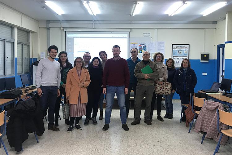 Curso diseño web y ecommerce Instituto Andrés Benítez final parte WordPress