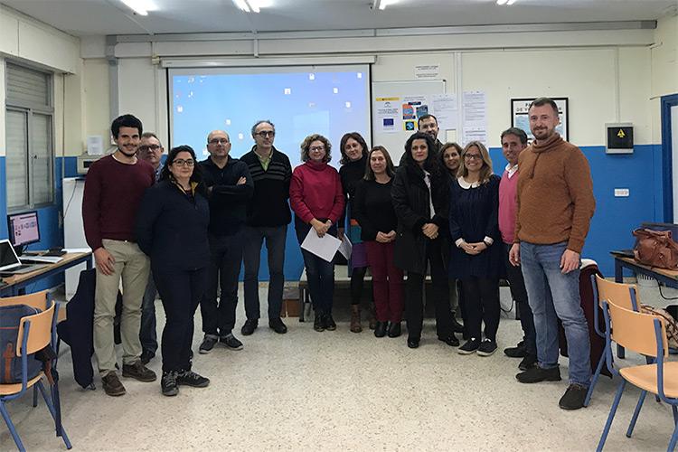 Curso diseño web y ecommerce Instituto Andrés Benítez final primera parte formación WordPress