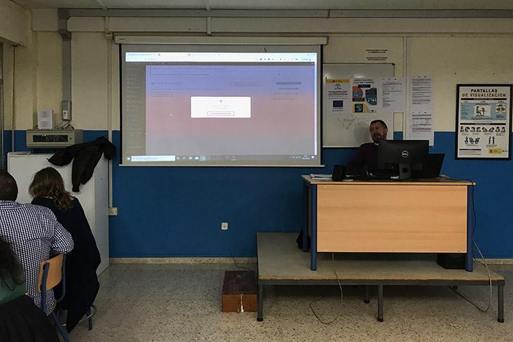 Curso diseño web y ecommerce Instituto Andrés Benítez funcionalidades adicionales CMS