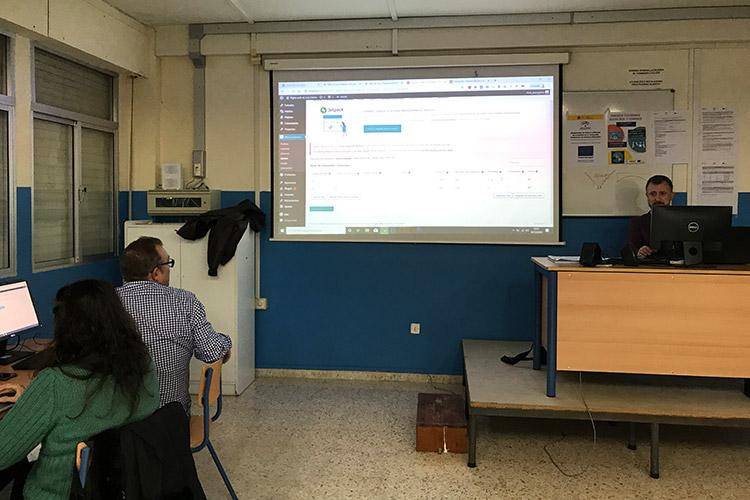 Curso diseño web y ecommerce Instituto Andrés Benítez gestión de impuestos e IVA