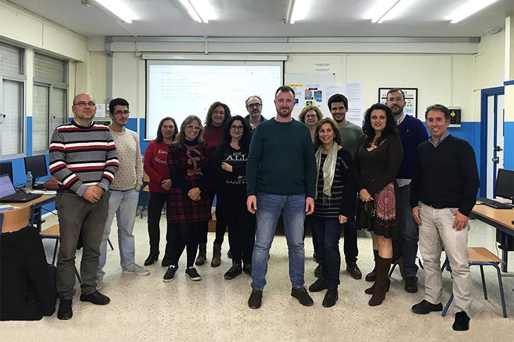 Curso de diseño web y ecommerce en IES Andrés Benítez