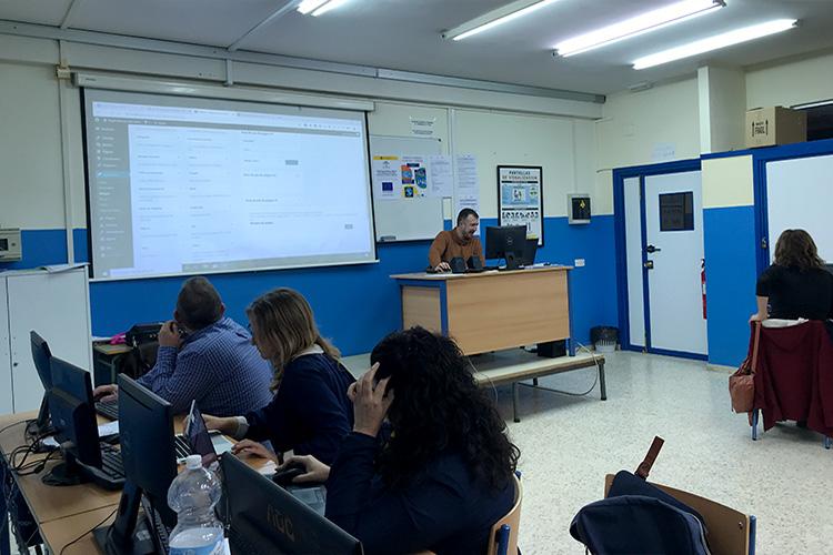 Curso diseño web y ecommerce Instituto Andrés Benítez modificación archivos tema hijo