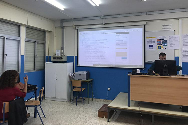 Curso diseño web y ecommerce Instituto Andrés Benítez modificación variables