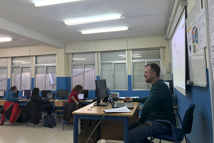 Curso diseño web y ecommerce Instituto Andrés Benítez objetivos formación