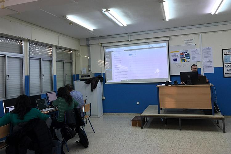 Curso diseño web y ecommerce Instituto Andrés Benítez parte Divi configuración opciones generales tema