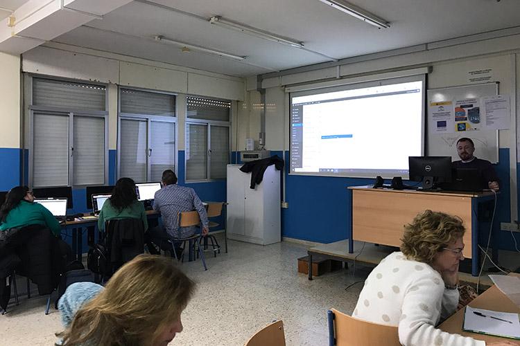 Curso diseño web y ecommerce Instituto Andrés Benítez personalización página inicio PrestaShop