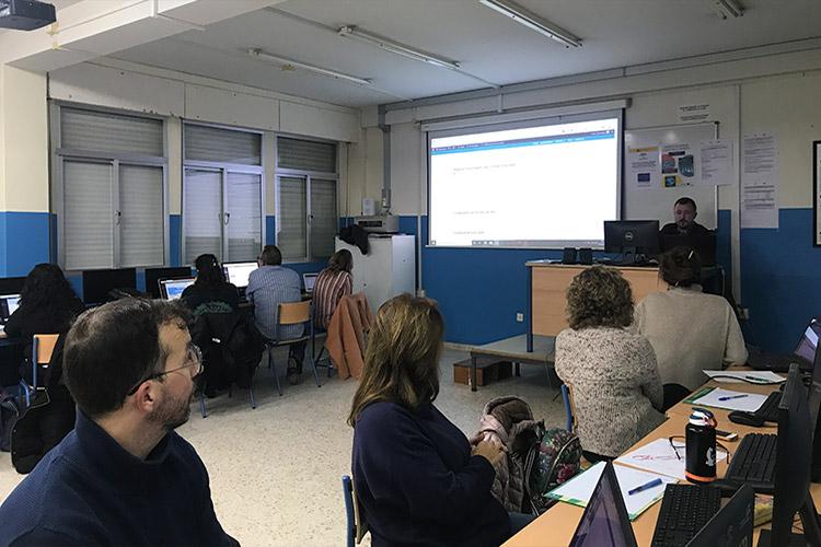 Curso diseño web y ecommerce Instituto Andrés Benítez Política de Privacidad explicación cumplimentación